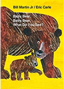 Eric Carle book cover