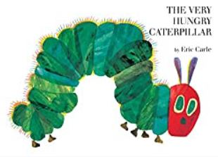 The Very Hungry Caterpillar, 1969