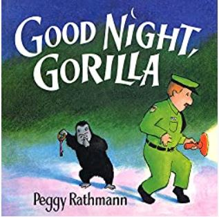 Good night, Gorilla by Peggy Rathmann book cover