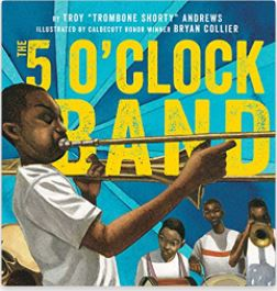 The 5 O'clock Band by Troy Andrews
