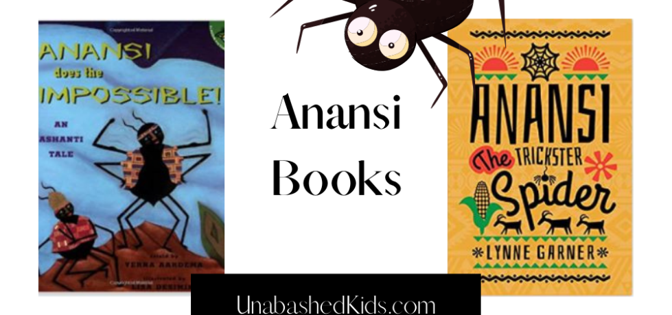 Ultimate List of Anansi Stories