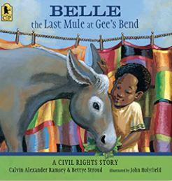 39. Belle, the Last Mule at Gee's Bend by Bettye Stroud