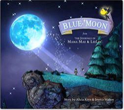 22. Blue Moon by Alicia Keys & Jessica Walton