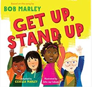 3.  Get Up, Stand Up by Cedella Marley