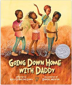 15. Going Down Home with Daddy by Kelly Starling Lyons