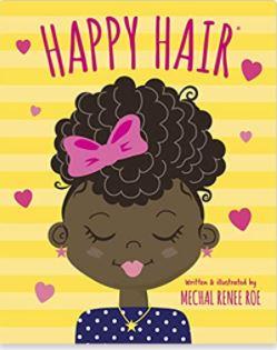 57. Happy Hair by Mechal Renee Roe