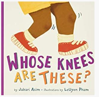 8. Whose Knees Are These? by Jabari Asim