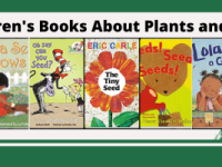 childrens books about plants and flowers