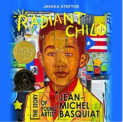 31. Radiant Child by Javaka Steptoe