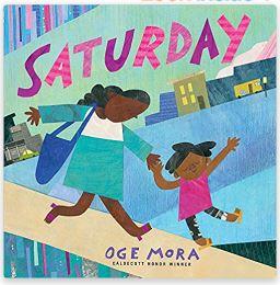 50. Saturday by Oge Mora