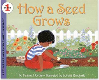 How a Seed Growsby Helene J. Jordan