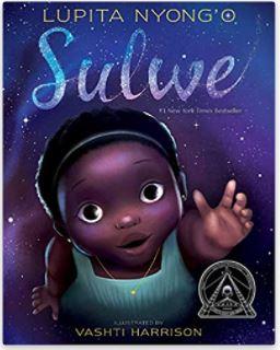 8. Sulwe by Lupita Nyong'o illustrated by Vashti Harrison