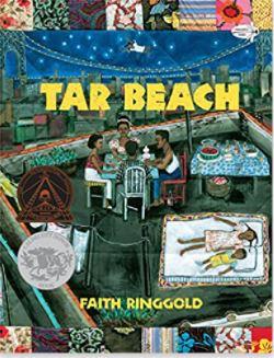 26. Tar Beach by Faith Ringgold