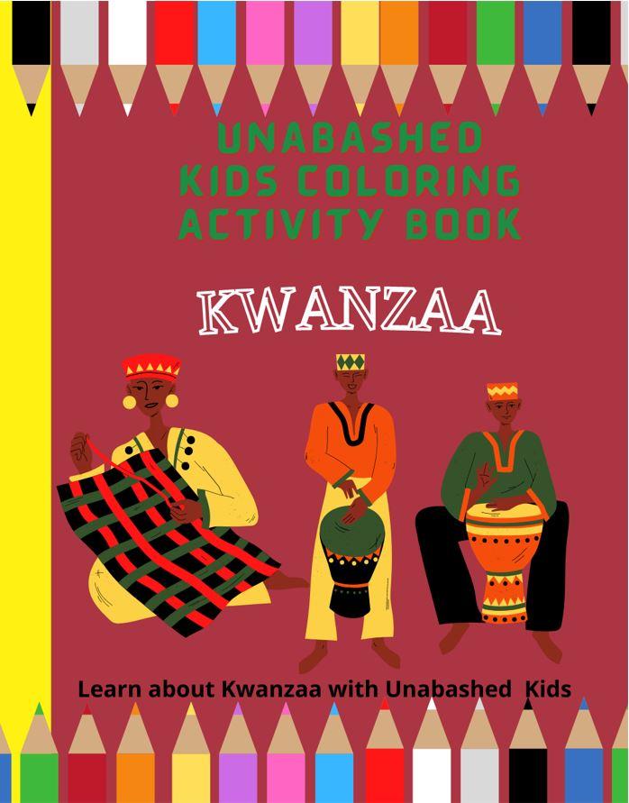 Kwanzaa coloring book
