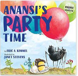 Anansi Party Time