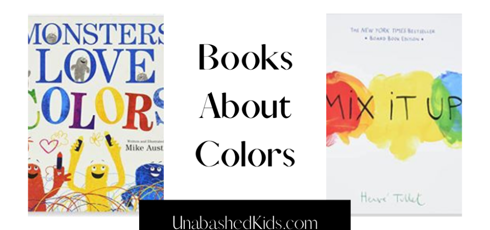 Books about colors