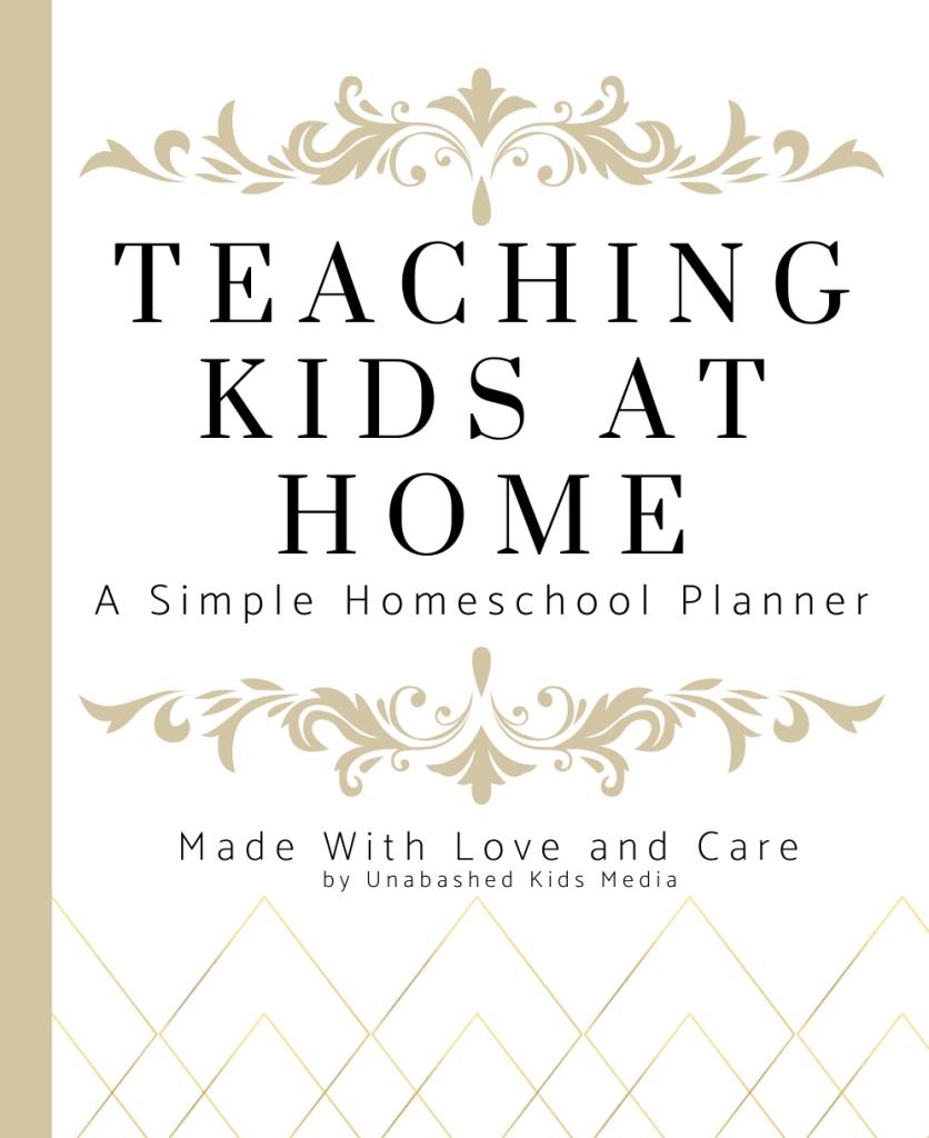 Cover image for homeschool planner