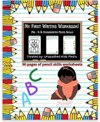 My First Writing Workbook created by Unabashed Kids Media