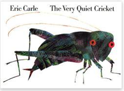 A very quiet cricket