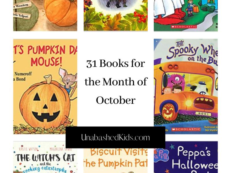 October book list