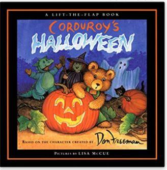 Corduroy's Halloween by Don Freeman