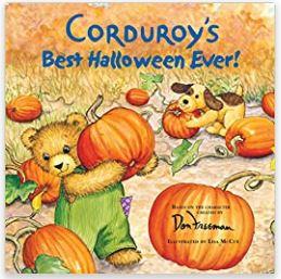 Corduroy's Best Halloween Ever