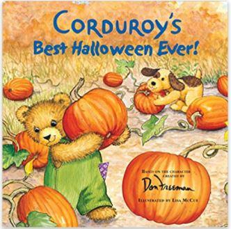 Corduroy's Best Halloween Ever! by Don Freeman