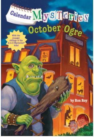 Calendar Mysteries October Orge