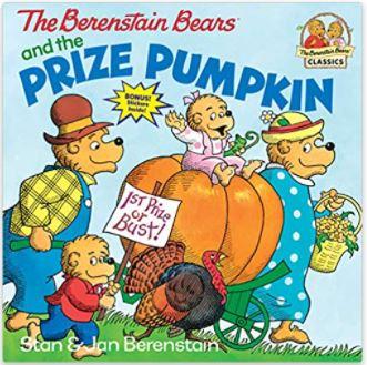 Prize Pumpkin by Stan & Han Berenstain