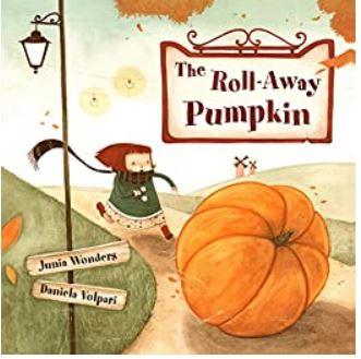 The roll away pumpkin