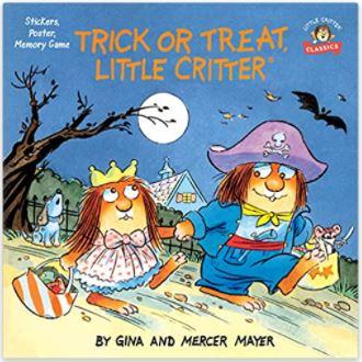Trick or Threat, Little Critter