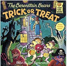 berenstain bears trick or treat